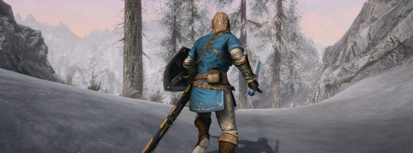 The Elder Scrolls V: Skyrim Running on Nintendo Switch Shown at E3