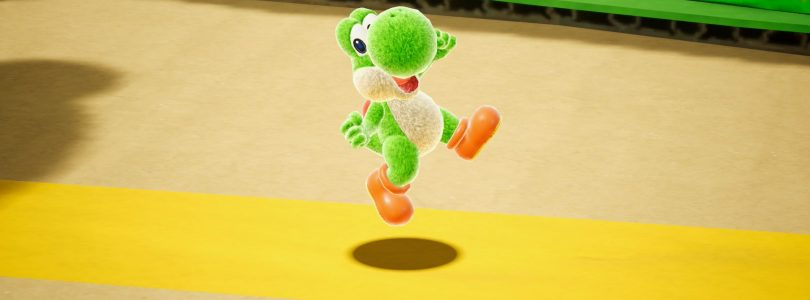 New Yoshi Announced for Nintendo Switch