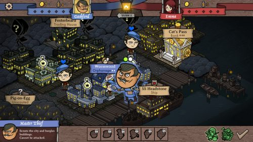 Victorian Themed Digital Board Game Antihero Launches Monday