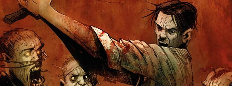 The Evil Within Comic Series Launching September 6