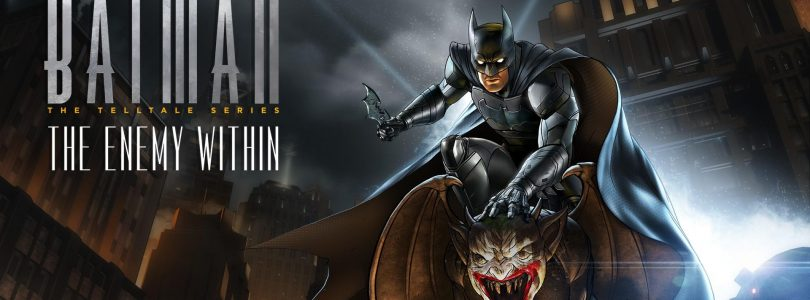 Batman: The Enemy Within – The Enigma Review