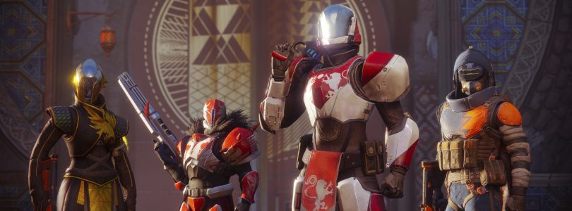 Destiny 2 Competitive Multiplayer Trailer Released