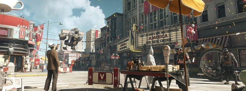 Wolfenstein II: The New Colossus Trailer Releases New Alternate History TV Ad