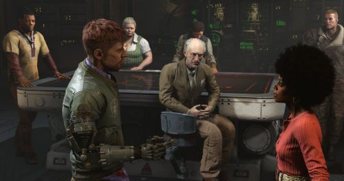 Meet the Team in the latest Wolfenstein II: The New Colossus Trailer
