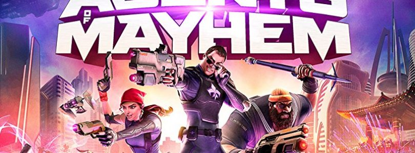 Agents of Mayhem Review