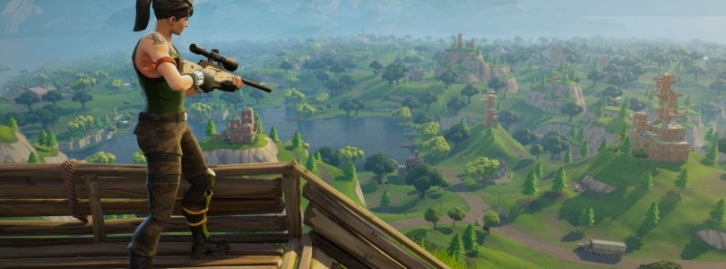 Fortnite's PVP Battle Royale Mode to be Free to Play Starting Sept. 26
