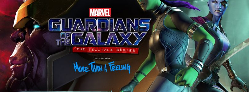Marvel's Guardians of the Galaxy: The Telltale Series: More than A Feeling Review