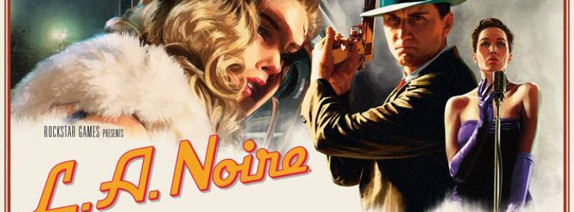 L.A. Noire Coming to Switch, PS4, Xbox One on Nov. 14; Vive Version Announced