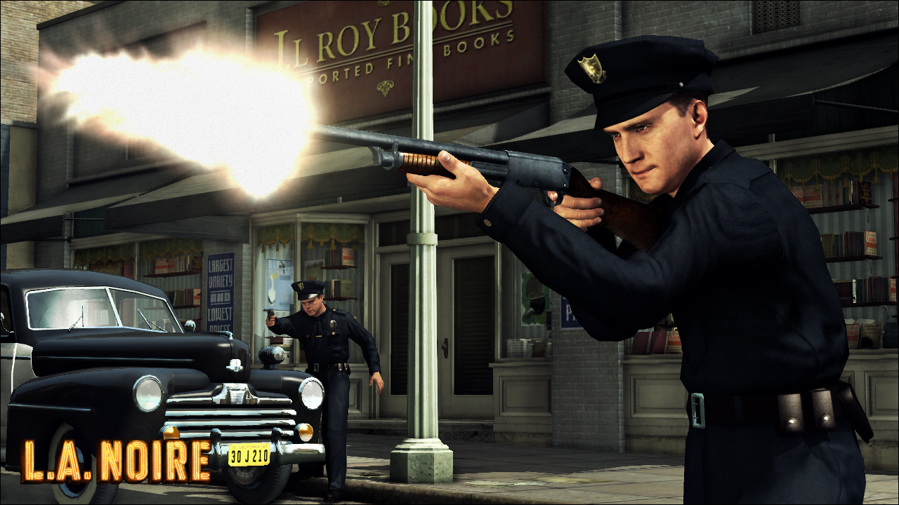 Image result for la noire ps4 extra content