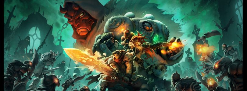 Dungeon Crawler Battle Chasers: Nightwar Launches on PC, PS4, and Xbox One