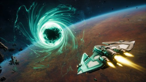 Everspace Encounters Launches on Steam and GOG
