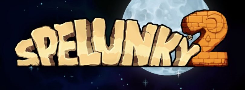 Spelunky 2 Annonced at Paris Games Week