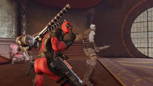 Deadpool Being Pulled from Steam (Again)