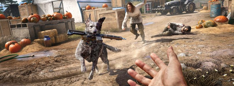 Far Cry 5 Post Launch DLC Revealed