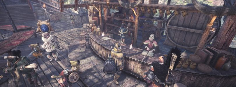 Monster Hunter: World for PC Scheduled for Spring (AU) / Autumn 2018 (US) Launch