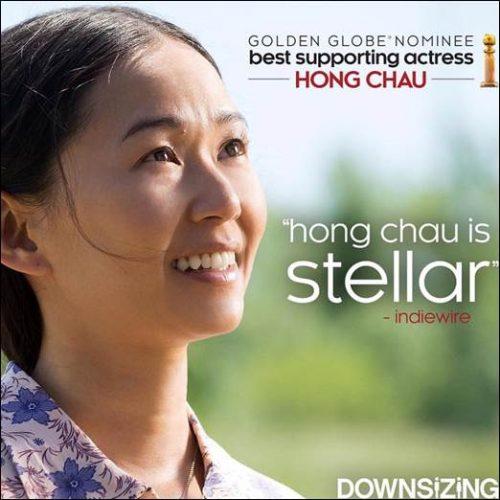 Meet Ngoc Lan Tran in Latest Downsizing Trailer