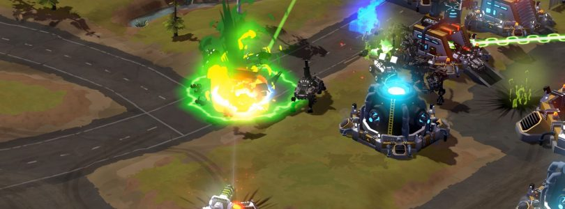 Forged Battalion Coming to Steam Early Access on January 16