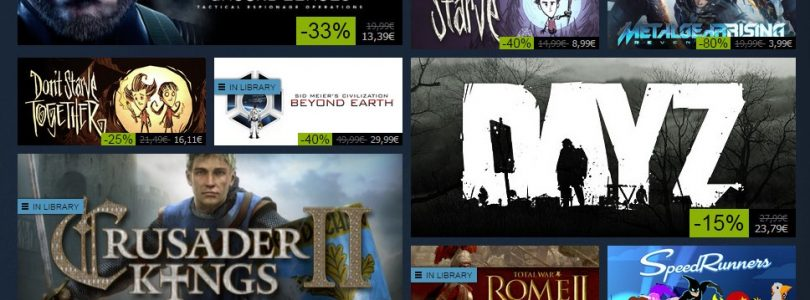 Steam Winter Sale Starts Tomorrow