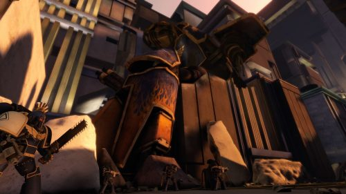 New The Horus Heresy: Betrayal at Calth Trailer Out Ahead of Early Access Launch