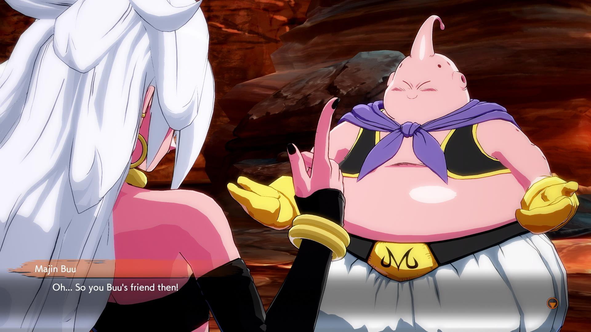 Dragon ball fighterz launch trailer and android 21 video - Dragon ball z 21 ...