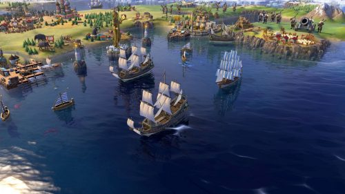Sid Meier's Civilization VI: Rise and Fall Out Now on Windows