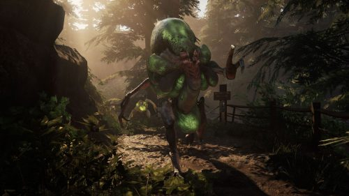 Earthfall Leaving Steam Early Access This Spring (Autumn in AU)