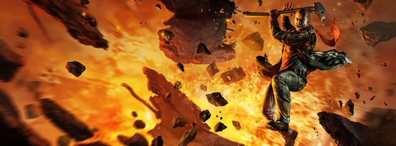 Red Faction Guerrilla Re-Mars-Tered Edition Announced for PC and Consoles