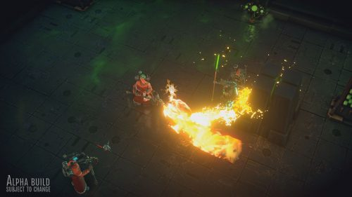 Warhammer 40,000: Mechanicus Reveals The Necrons in New Trailer