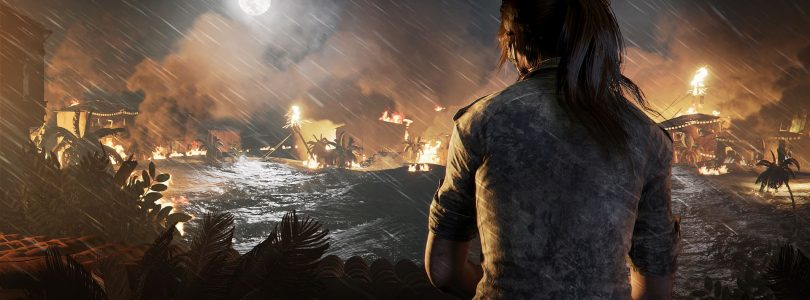 Shadow of the Tomb Raider Officially Revealed