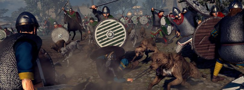 A Total War Saga: Thrones of Britannia Released on PC