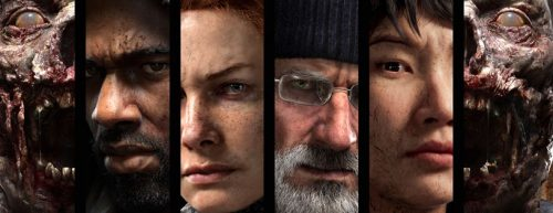 Grant is The Third Overkill's The Walking Dead Playable Character