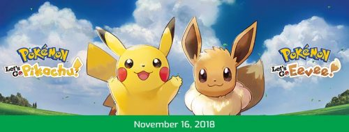 Three New Pokémon Titles Announced for Nintendo Switch