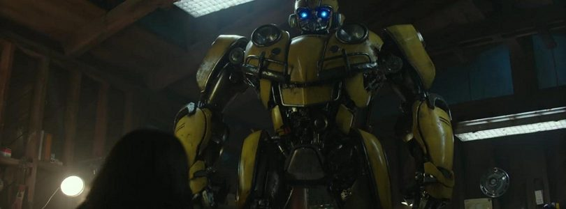 The First Bumblebee Teaser Trailer Released