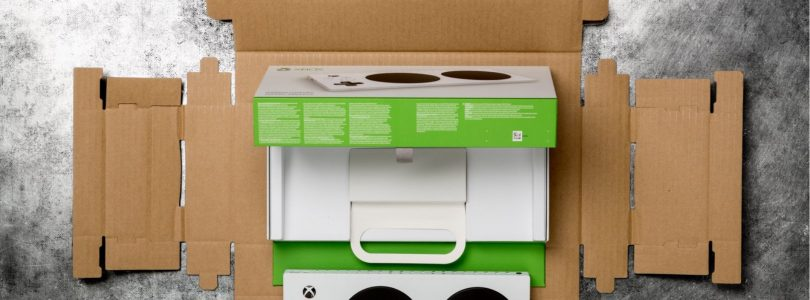 Xbox Adaptive Controller Packaging to Use Accessible Packaging