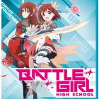 Battle Girl High School Complete Collection Review