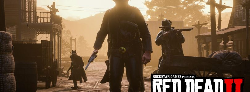 First Red Dead Redemption 2 Gameplay Video Revealed