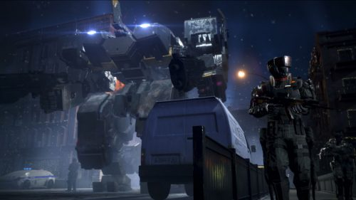 New Left Alive Trailer Introduces Three Protagonists