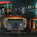 Nintendo Switch Bundle with Diablo III: Eternal Collection Announced