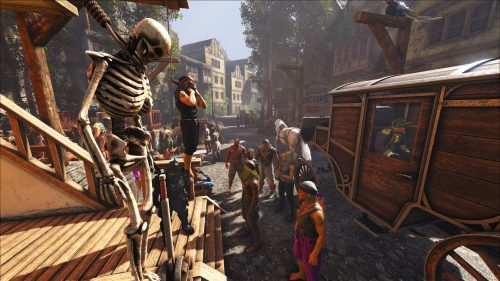 Atlas' Steam Early Access Debut Delayed to December 19th