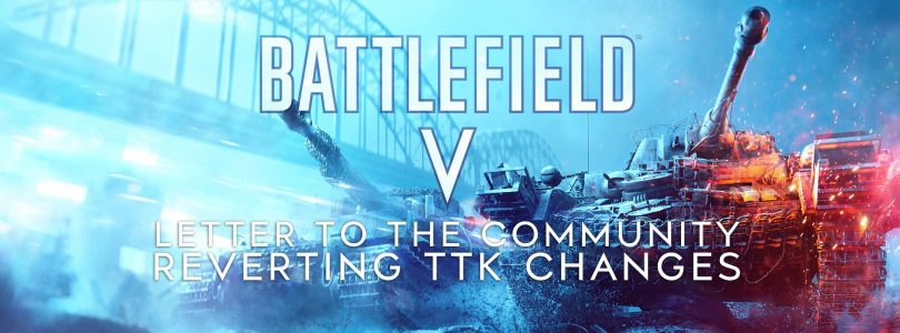 DICE Rolling Back Battlefield V's Time to Kill Changes