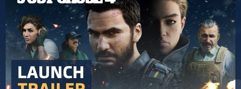 Just Cause 4 Launches on PlayStation 4, Xbox One, and Windows