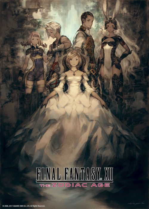 Final Fantasy X | X-2 HD and Final Fantasy XII: The Zodiac Age Launch on Xbox One and Switch in April