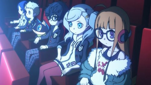 Persona Q2: New Cinema Labyrinth Confirmed for Western Release