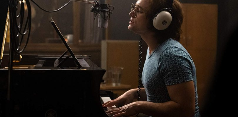 Rocketman: Taron Egerton is Elton John in New Featurette and Poster