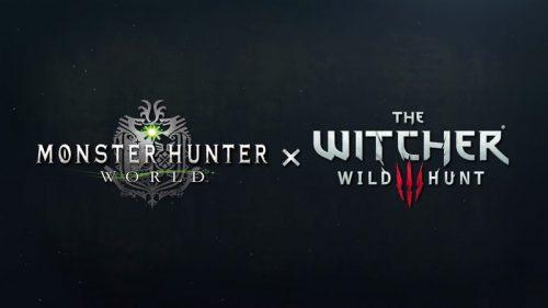Geralt of Rivia visits Monster Hunter: World
