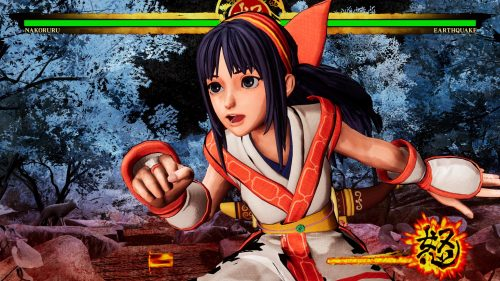Samurai Shodown Trailer Introduces Nakoruru