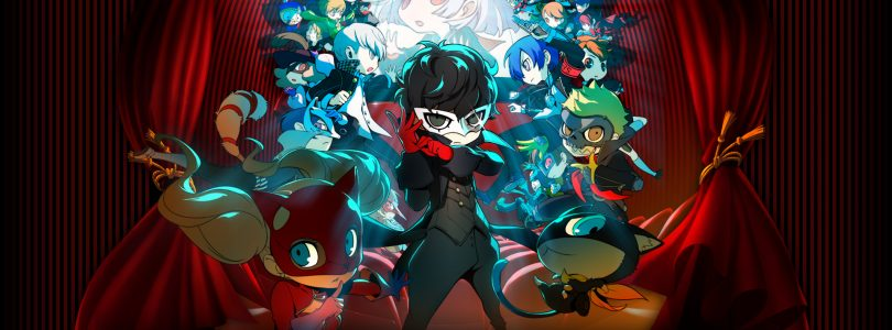 Persona Q2: New Cinema Labyrinth Story Trailer Released