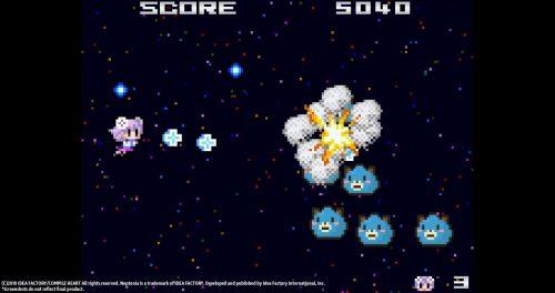 Retro Neptunia Shooter Announced for PC