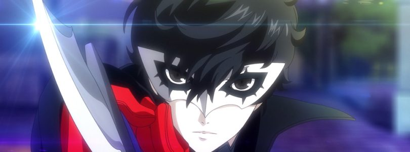 Persona 5 Scramble: The Phantom Strikers Announced for Switch and PlayStation 4
