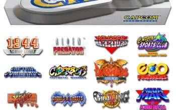 Capcom Home Arcade Device Announced